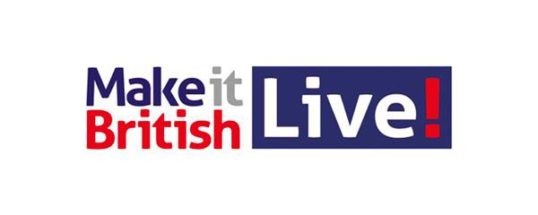 Orbison Products will be exhibiting at Make it British Live