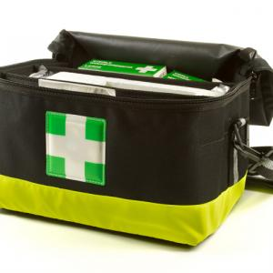 First Aid Carry Bag - Open view 1
